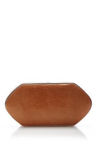 Medium hunting season tan compact clutch