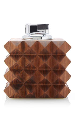Medium hunting season brown piramid table lighter