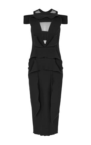 Medium maticevski black priestess cocktail dress