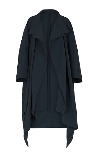 Medium maticevski navy emphasis overcoat