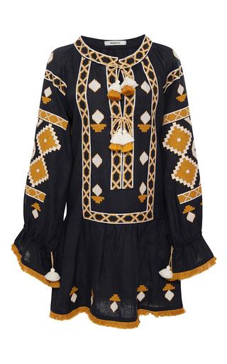 Medium march11 black black sasha mini dress