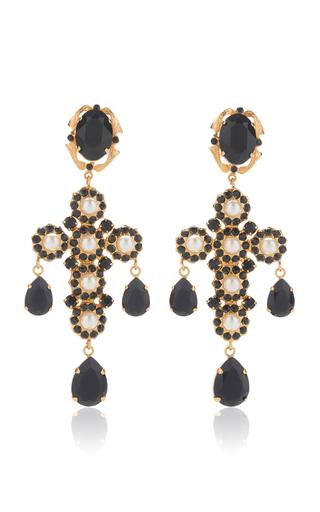 Medium dolce gabbana multi drop earrings