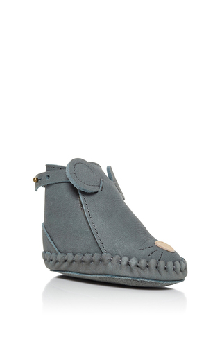 Medium donsje light grey kapi lined shoe