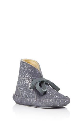 Medium donsje light grey pina exclusive lining bootie