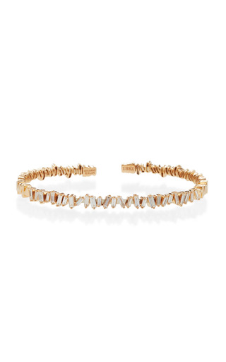 Medium suzanne kalan gold rose gold original zig zag cuff