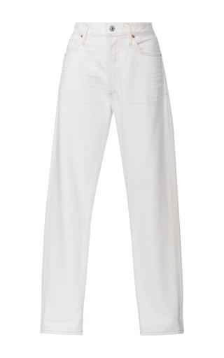 Medium citizens of humanity white liya high rise skinny jeans