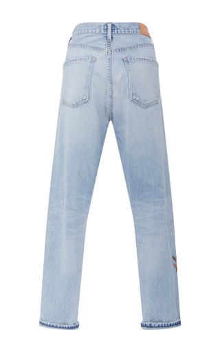 Liya High Rise Floral Jeans by CITIZENS OF HUMANITY Now Available on Moda Operandi
