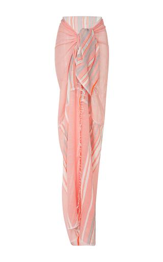 Medium lemlem pink safia wrap sarong