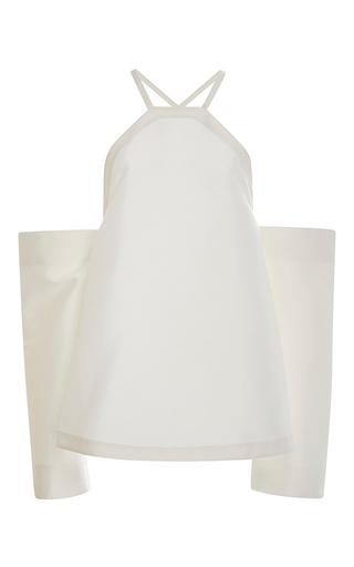 Medium solace london white sasha open shoulder top 2