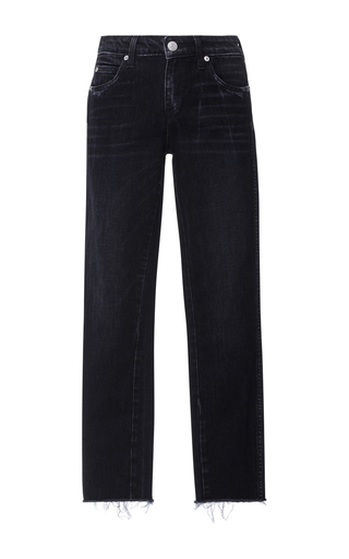 Medium amo  3 black stix high rise jeans