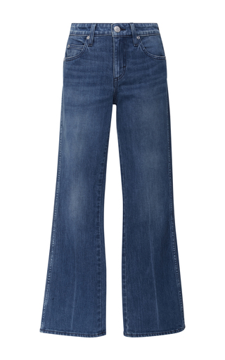 Medium amo  3 medium wash jane flare jeans