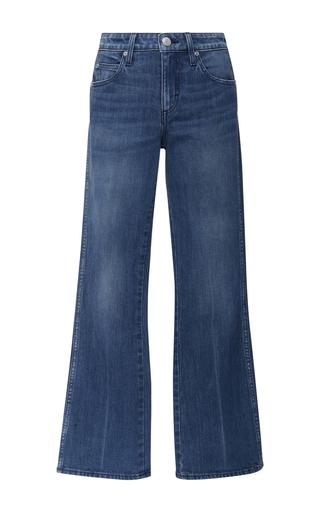 Medium amo  3 medium wash jane flare jeans