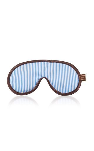 Medium otis batterbee blue blue stripe eye mask