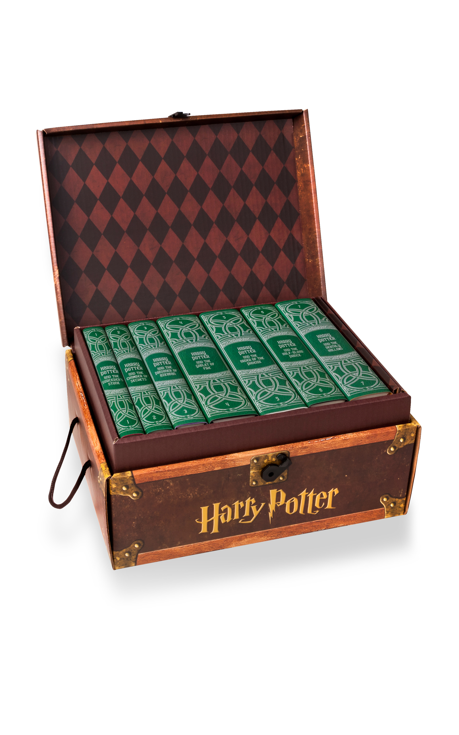 Harry Potter Book Trunk ~ Harry potter trunk set by juniper books moda operandi