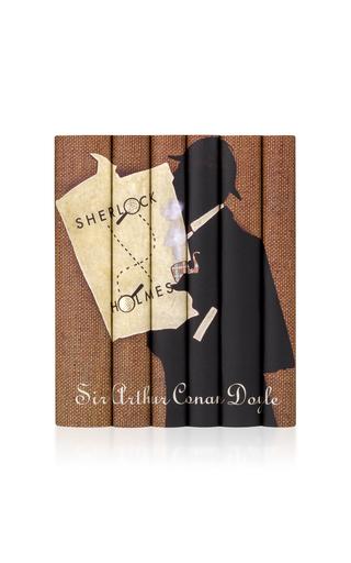Medium juniper books brown sherlock holmes set