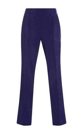 Medium rosie assoulin blue oboe pleated pants