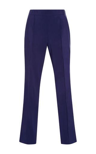 Medium rosie assoulin blue oboe pleated pants