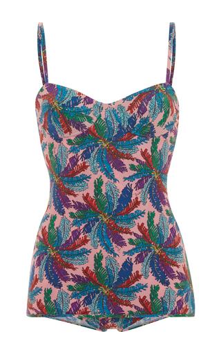 Medium emilio pucci print sweetheart swimsuit