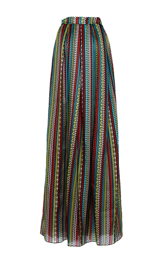 5caafc60a Ended · Holly FultonHigh Waisted Printed Maxi Skirt