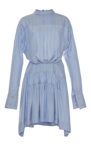 Medium j w anderson blue mini shirt dress