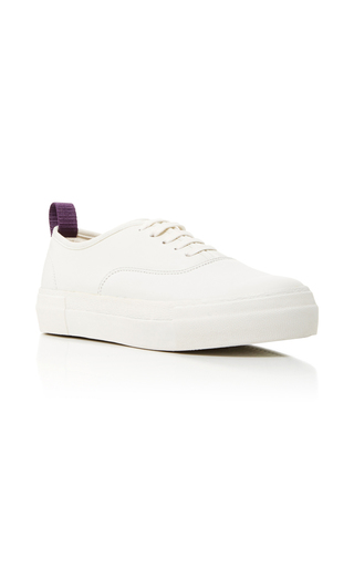 Medium eytys white mother leather sneakers