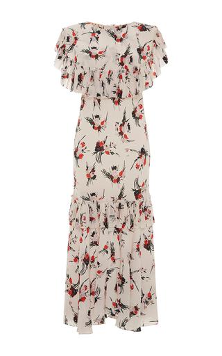Medium marni floral floral printed dress