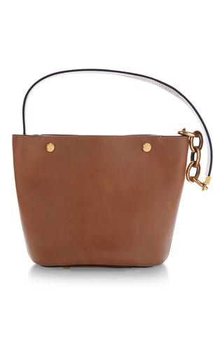 Medium marni tan shoulder bag