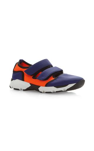 Medium marni purple purple sneakers