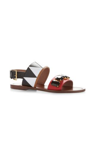Medium marni multi embellished sandals 2