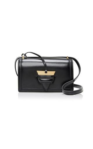 Medium loewe black barcelona small bag