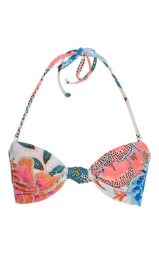 Medium mara hoffman floral floral bikini top