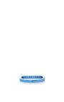 Lana Xs Blue 1 Line Pinky Ring by AS29 for Preorder on Moda Operandi