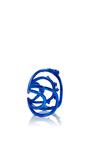 Ellipsis Blue Pluto Ring by AS29 for Preorder on Moda Operandi