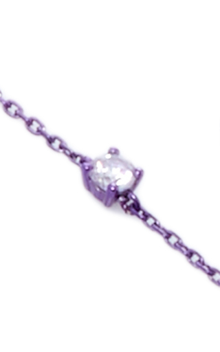 La Collection Classic Purple Bracelet by AS29 for Preorder on Moda Operandi