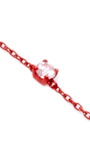 La Collection Classic Red Bracelet by AS29 for Preorder on Moda Operandi
