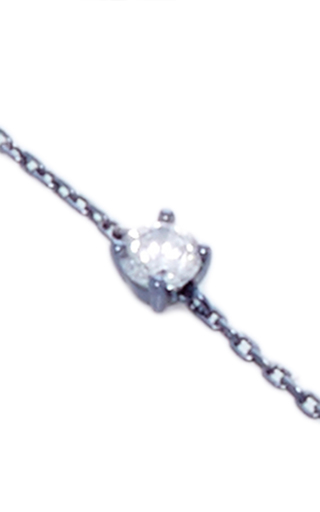 La Collection Classic White Gold Choker by AS29 for Preorder on Moda Operandi