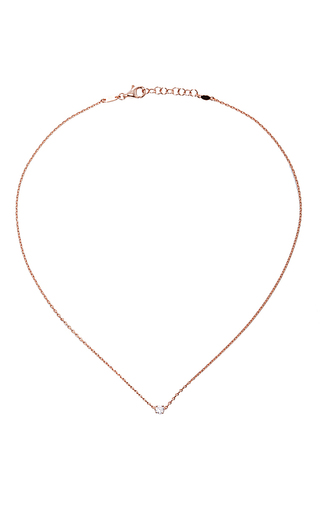 La Collection Classic Rose Gold Choker by AS29 for Preorder on Moda Operandi