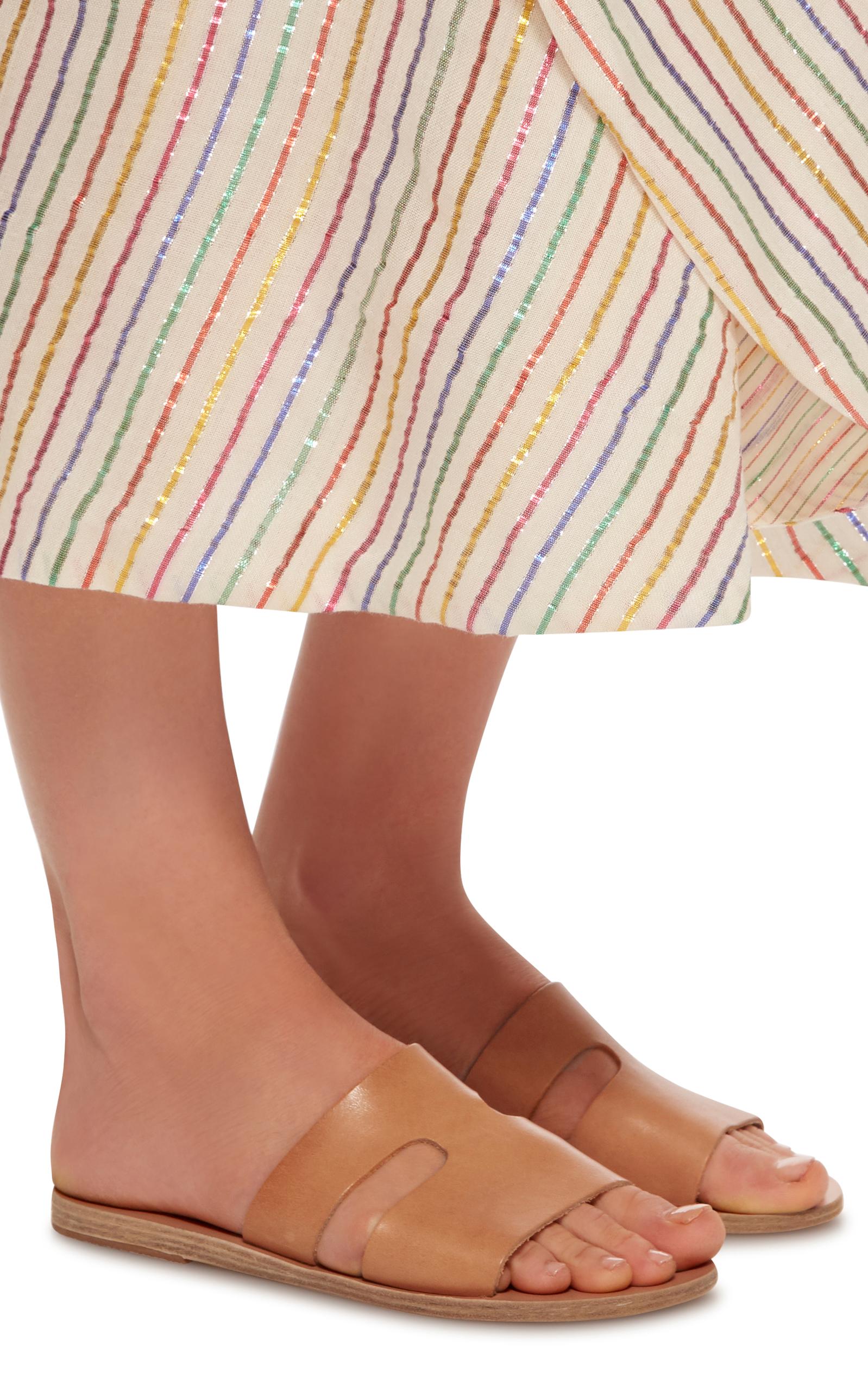 Ancient Greek Sandals | Moda Operandi