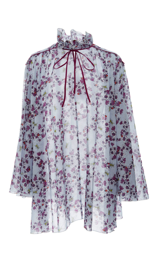 Medium giamba floral tie neck floral dress