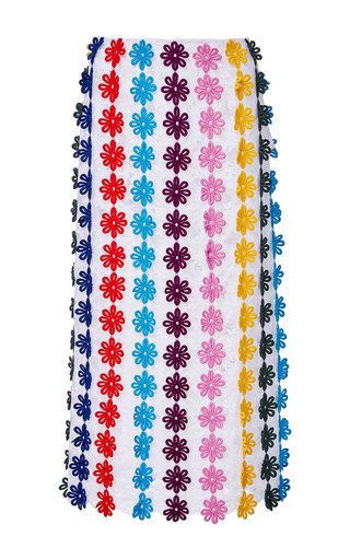 Medium mary katrantzou multi keaton midi skirt