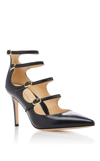 Medium marion parke black mitchell black pump