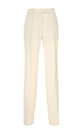Medium martin grant neutral ivory classic pants