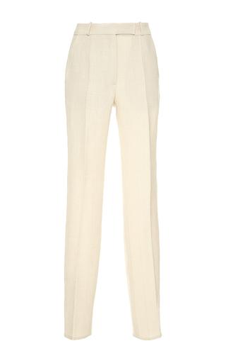 Medium martin grant neutral ivory classic pants