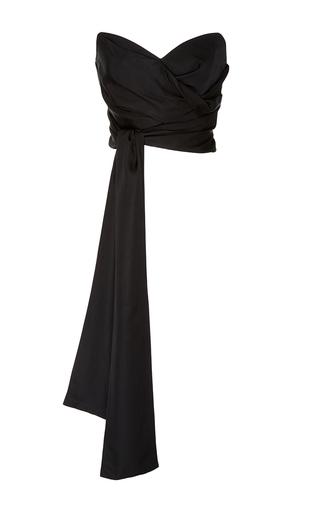 Medium acler black ambrose wrap strapless bodice 2