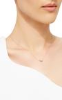 Mini Crescent Necklace by ANDREA FOHRMAN Now Available on Moda Operandi