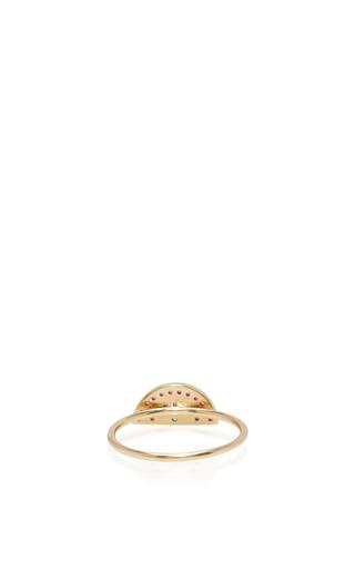 Mini Rainbow Ring by ANDREA FOHRMAN Now Available on Moda Operandi