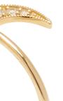 Mini Crescent Ring by ANDREA FOHRMAN Now Available on Moda Operandi