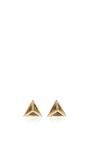 Geometry 101 Rainbow Octahedron Dress Earrings by NOOR FARES Now Available on Moda Operandi