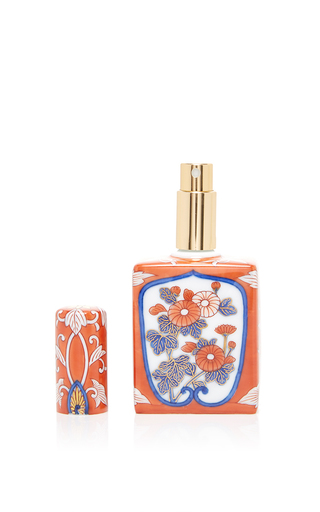 Medium hataman orange koimari madoe kikubotan perfume bottle