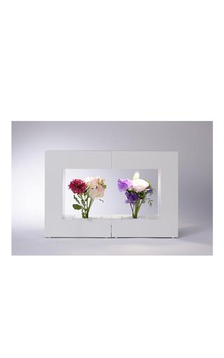 Medium akarina white hydroponic led growlight